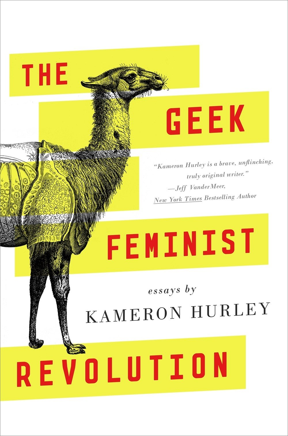 The Geek Feminist Revolution von Kameron Hurley bei Amazon bestellen
