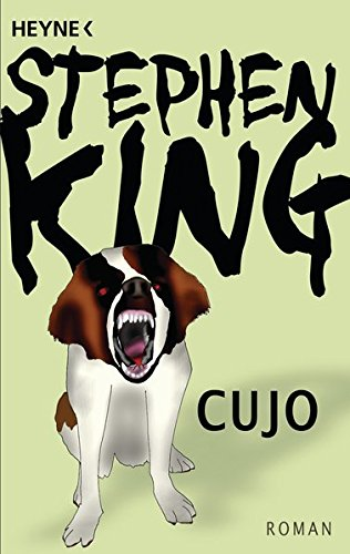Cujo von Stephen King bei Amazon bestellen