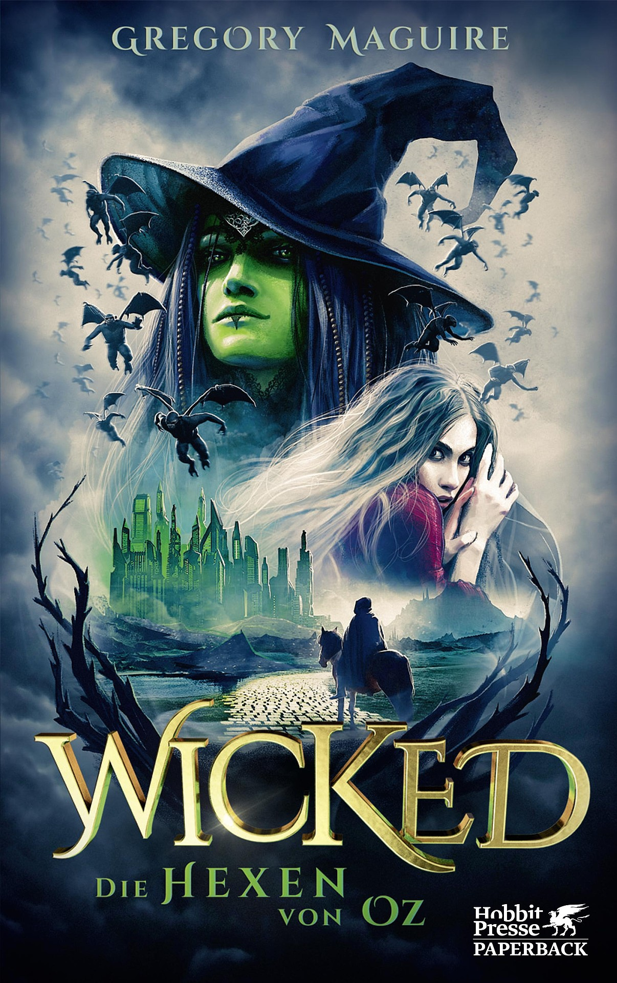 Wicked - Die Hexen von Oz von Gregory Maguire bei Amazon bestellen