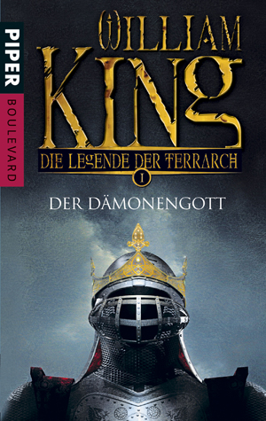 Der Dämonengott - Die Legende der Terrach von William King bei Amazon bestellen