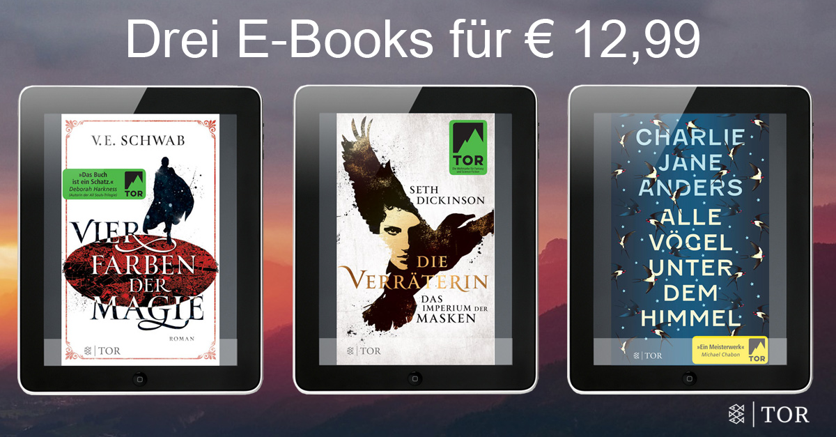 E-Book Bundle Science Fiction / Fischer Tor