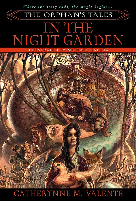 The Orphan's Tales - In the Night Garden von Catherynne M. Valente bei Amazon bestellen