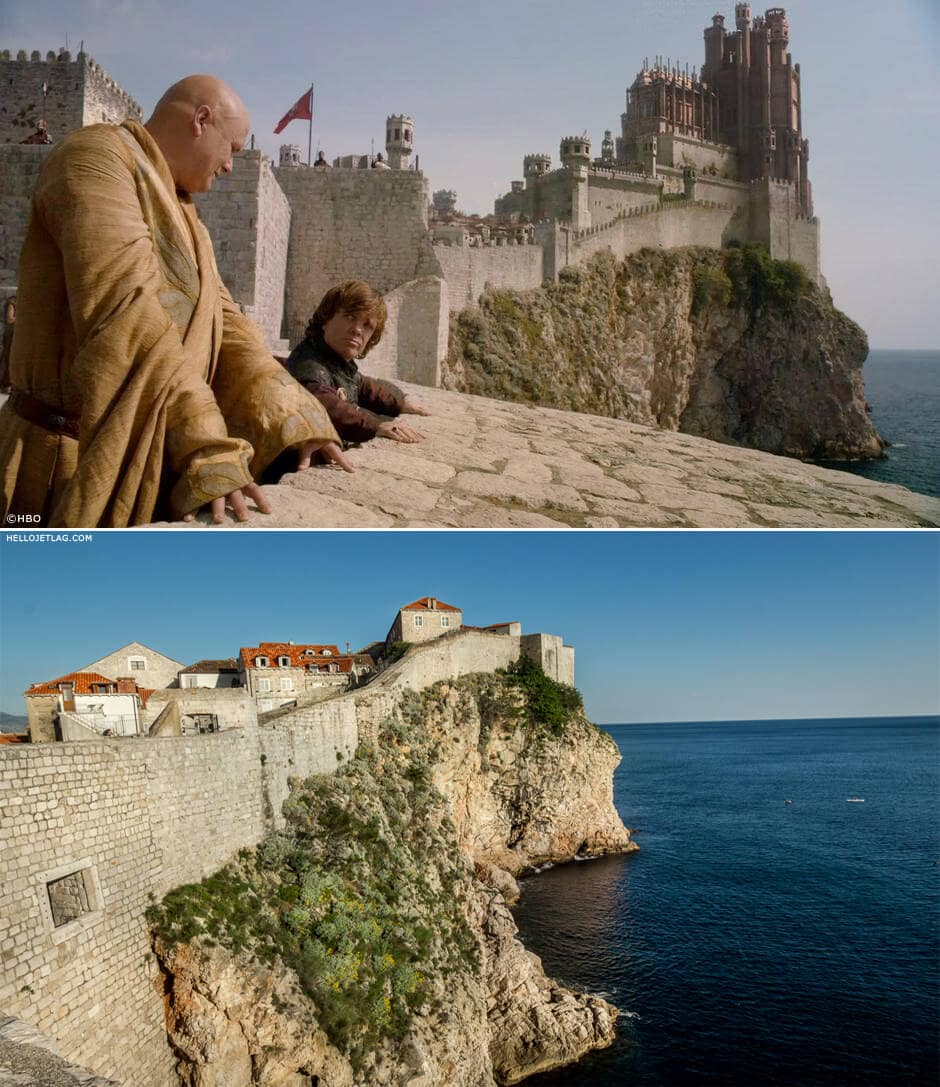 Game of Thrones/Dubrovnik