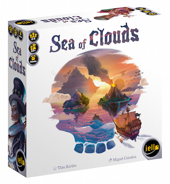Spiel 2016 Essen: Sea of Clouds