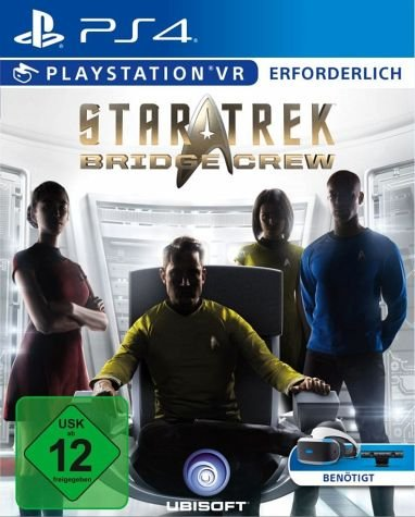 Star Trek Bridge Crew - Playstation VR bei Amazon bestellen