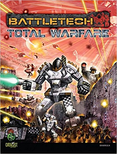 Total Warfare - Battletech-Grundregeln von Randall Bills bei Amazon bestellen