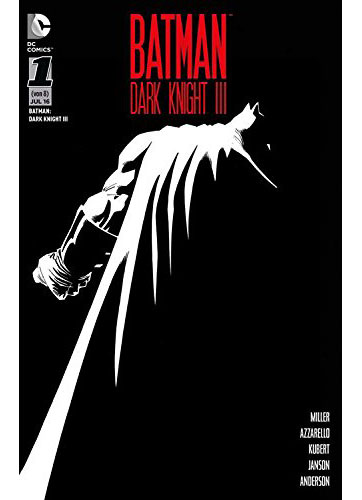 Comic: Batman - Dark Knight III, Tome 1