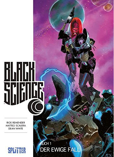 Comic: Black Science: Der ewige Fall