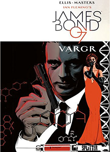 Comic: James Bond 1: VARGR