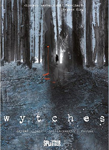 Comic: Wytches 1