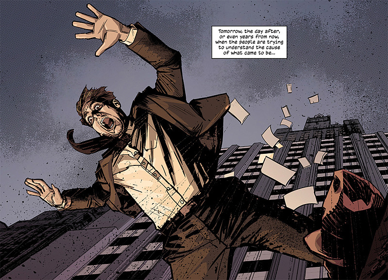 Okkulte Banker: The Black Monday Murders