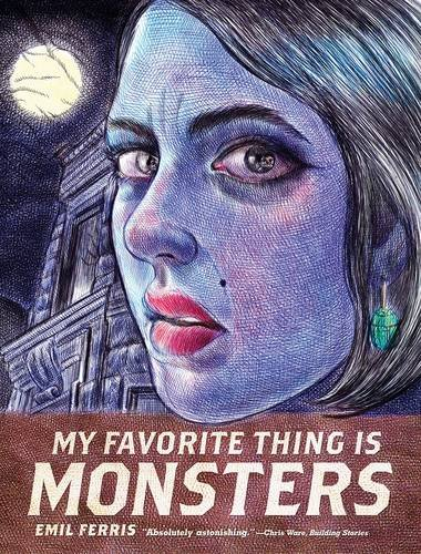 My Favorite Thing Is Monsters von Emil Ferris bei Amazon bestellen