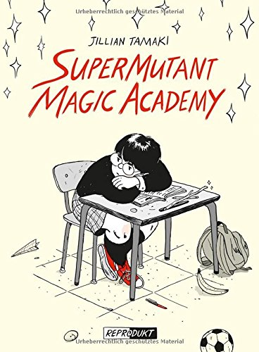 SuperMutant Magic Academy von Jillian Tamaki bei Amazon bestellen
