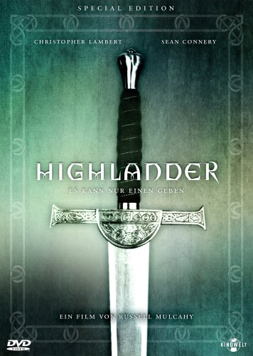 Highlander bei Amazon bestellen