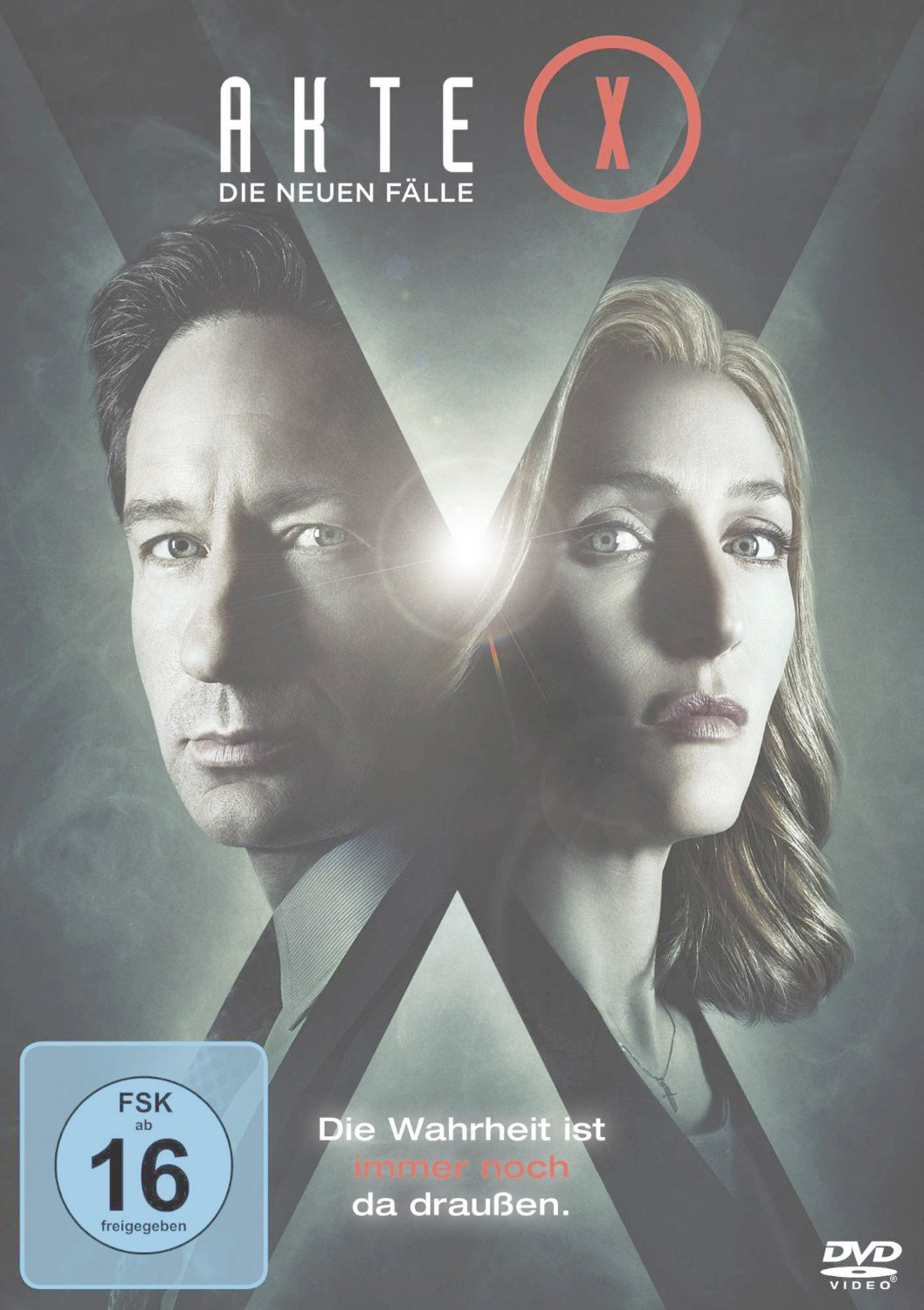 DVD-Cover: Akte X