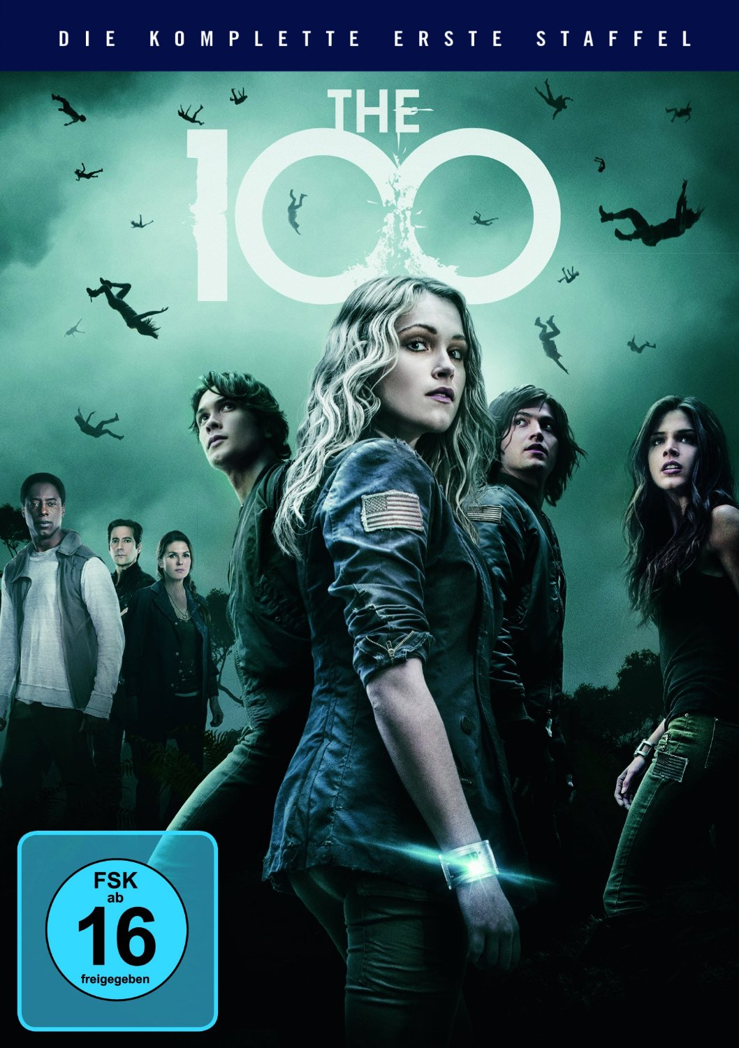DVD-Cover: The 100