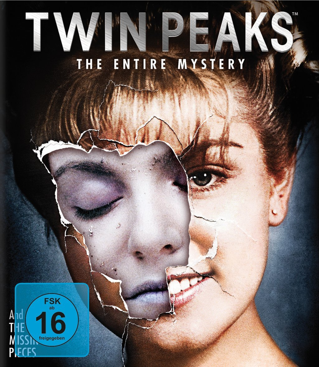 Serie Twin Peaks DVD-Cover