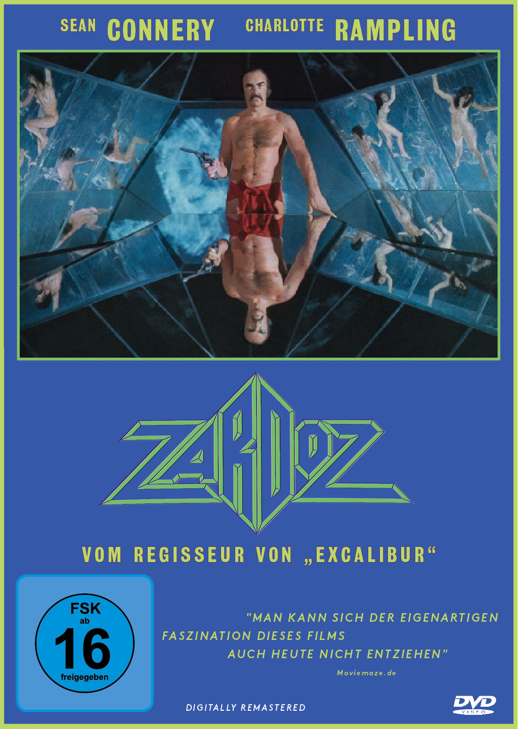 DVD-Cover: Zardoz