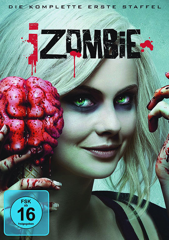 DVD-Cover: iZombie