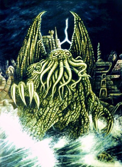 Monster: Cthulhu