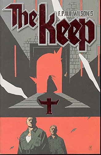 "Comic ""The Keep"""