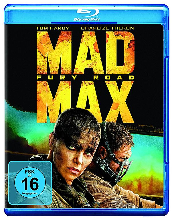 Mad Max Fury Road bei Amazon bestellen