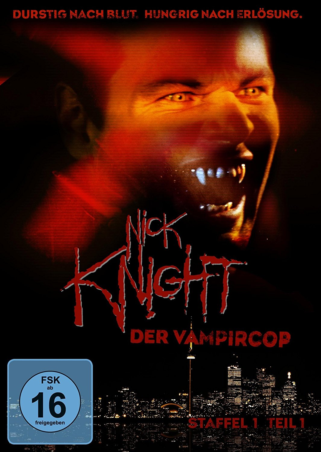 Nick Knight - der Vampircop