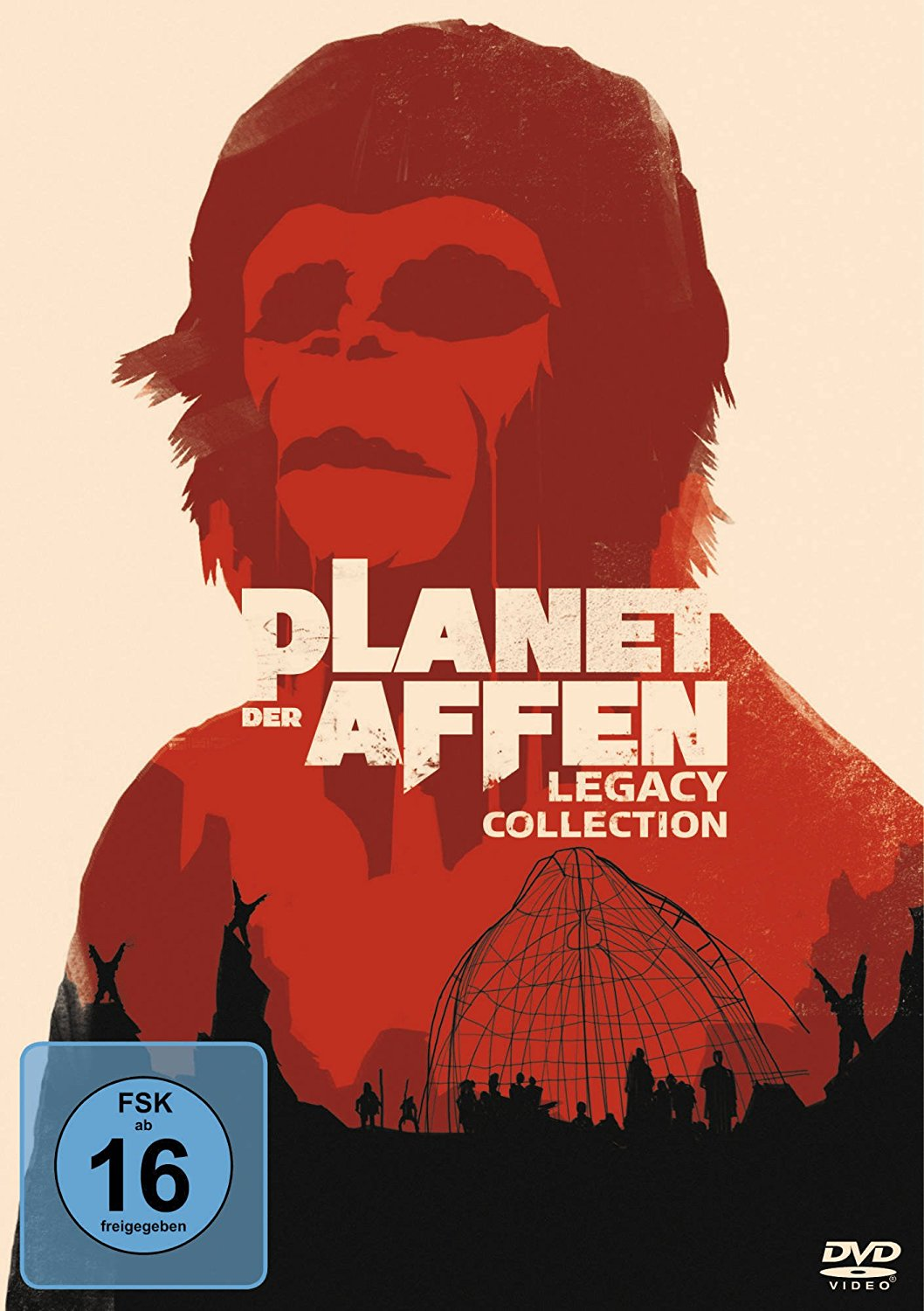Planet der Affen - 6 Disc Legacy Collection