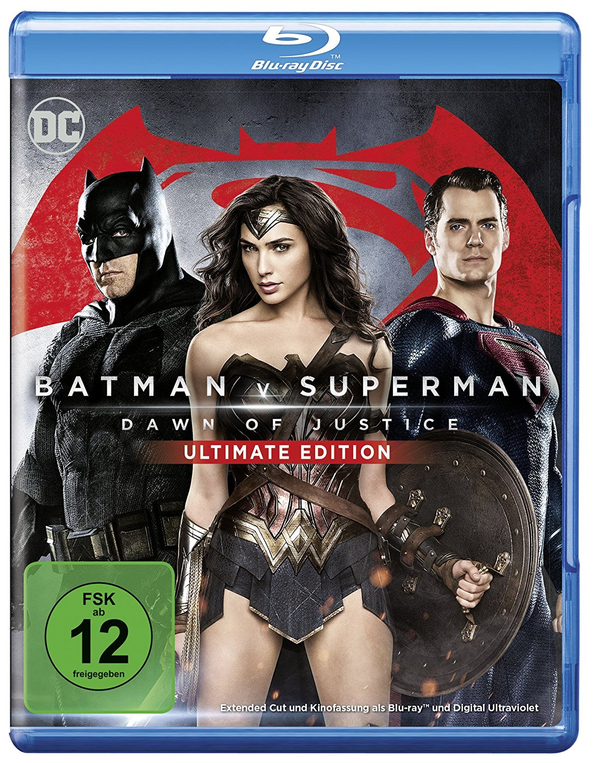 Batman vs. Superman - Dawn of Justice bei Amazon bestellen