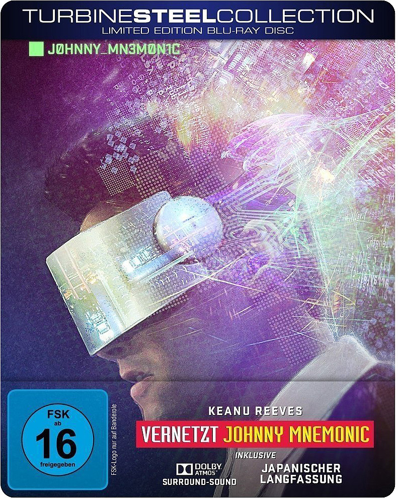 Turbine Steel Collection Johnny Mnemonic - Vernetzt bei Amazon bestellen