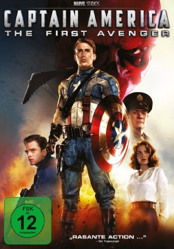 Captain America: The First Avenger bei Amazon bestellen