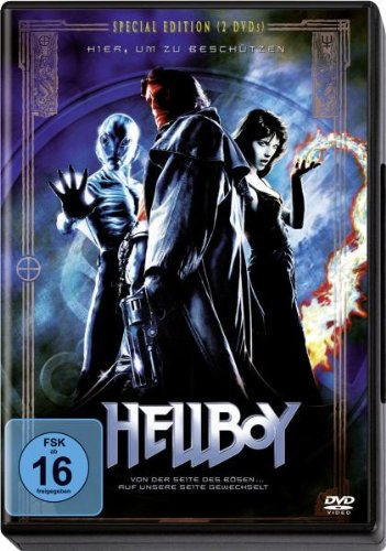 DVD Hellboy bei Amazon bestellen