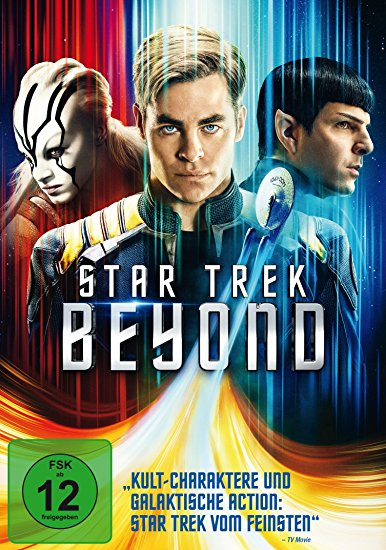 Star Trek Beyond bei Amazon bestellen