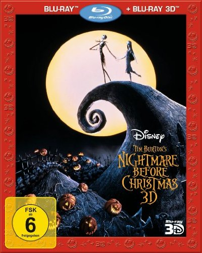 Nightmare Before Christmas bei Amazon bestellen