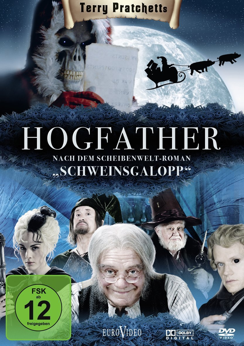 DVD Terry Pratchetts - Hogfather bei Amazon bestellen