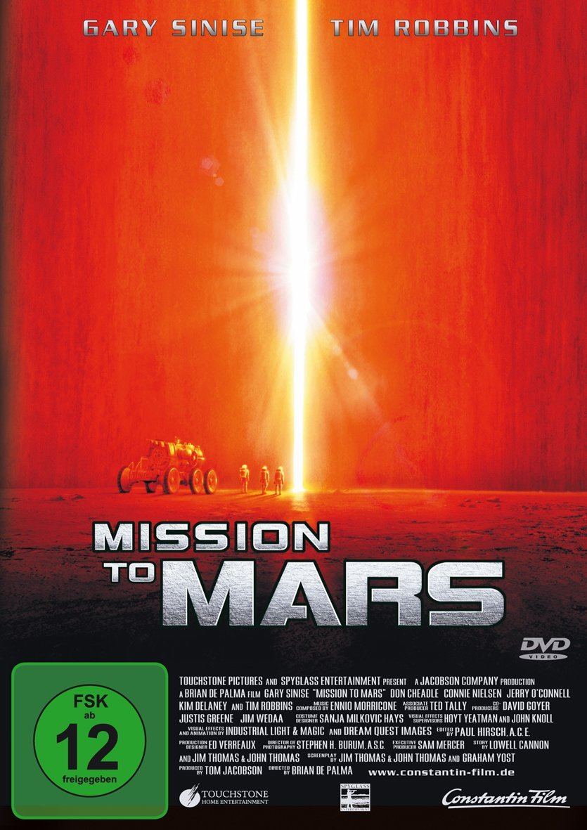 Mission to Mars bei Amazon bestellen
