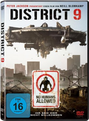 DVD District 9 bei Amazon bestellen