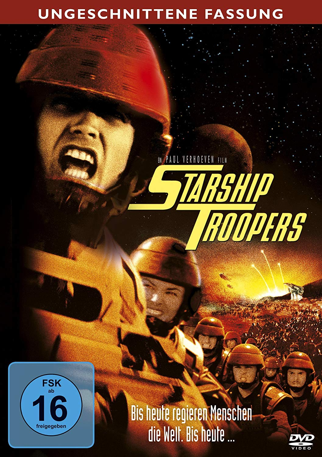 Starship Troopers bei Amazon bestellen