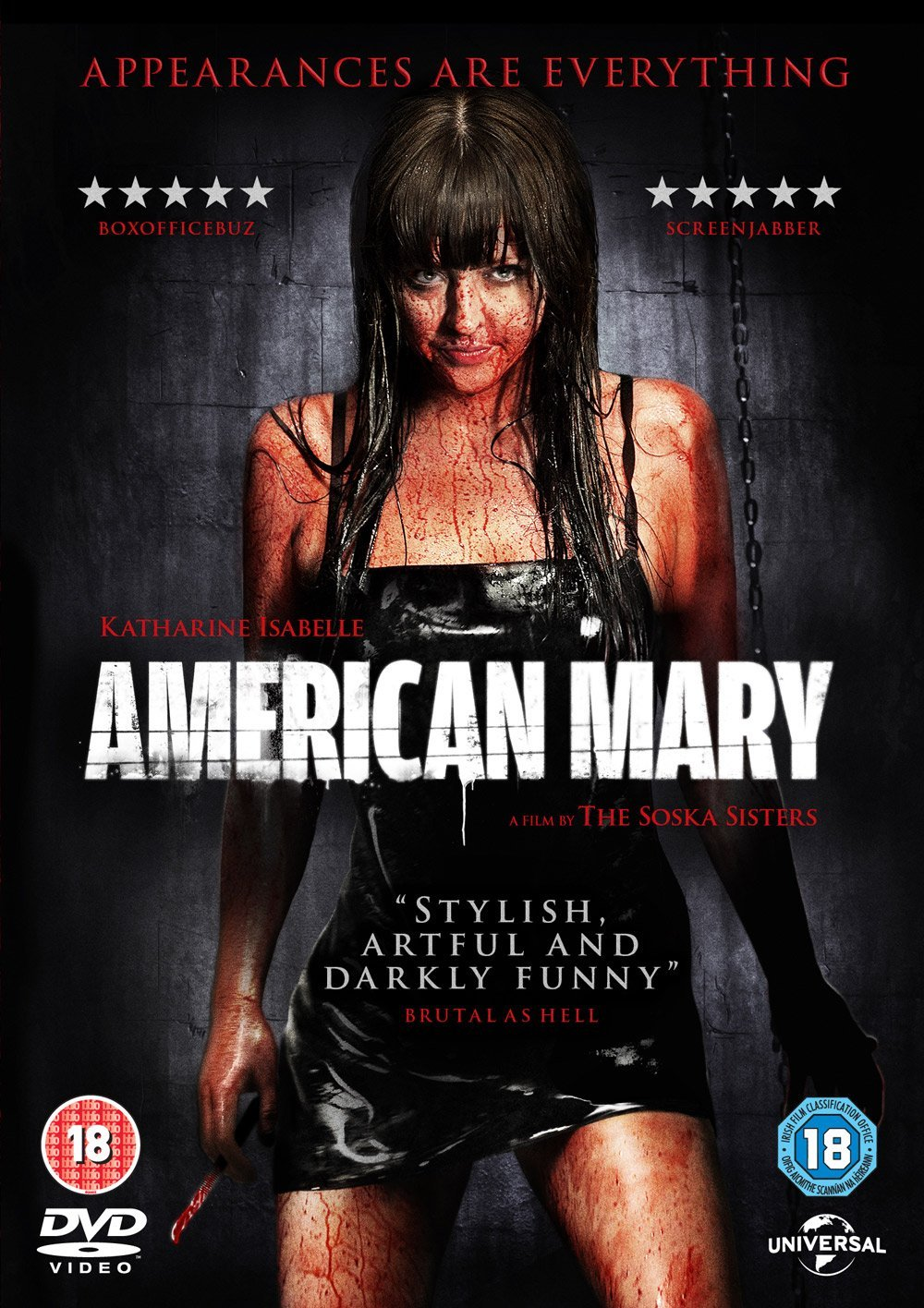 American Mary bei Amazon bestellen