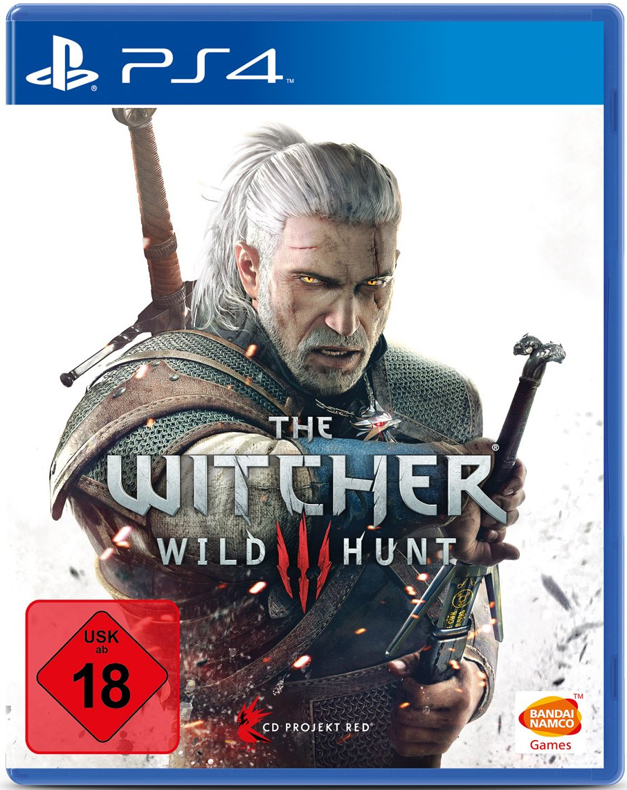 The Witcher für PS4 bei Amazon bestellen