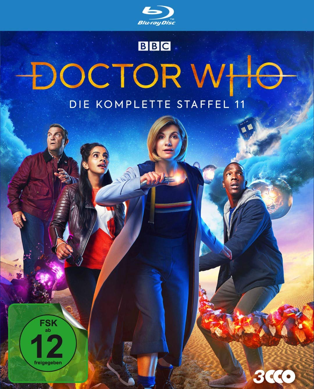 Doctor Who - Staffel 11 bei Amazon bestellen