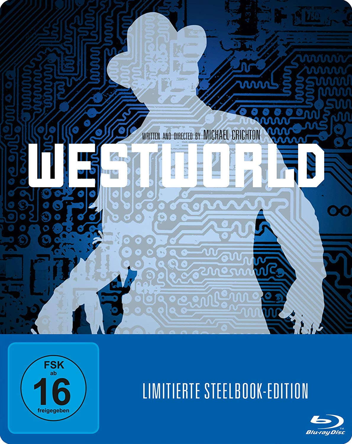Westworld Film von 1976 bei Amazon bestellen