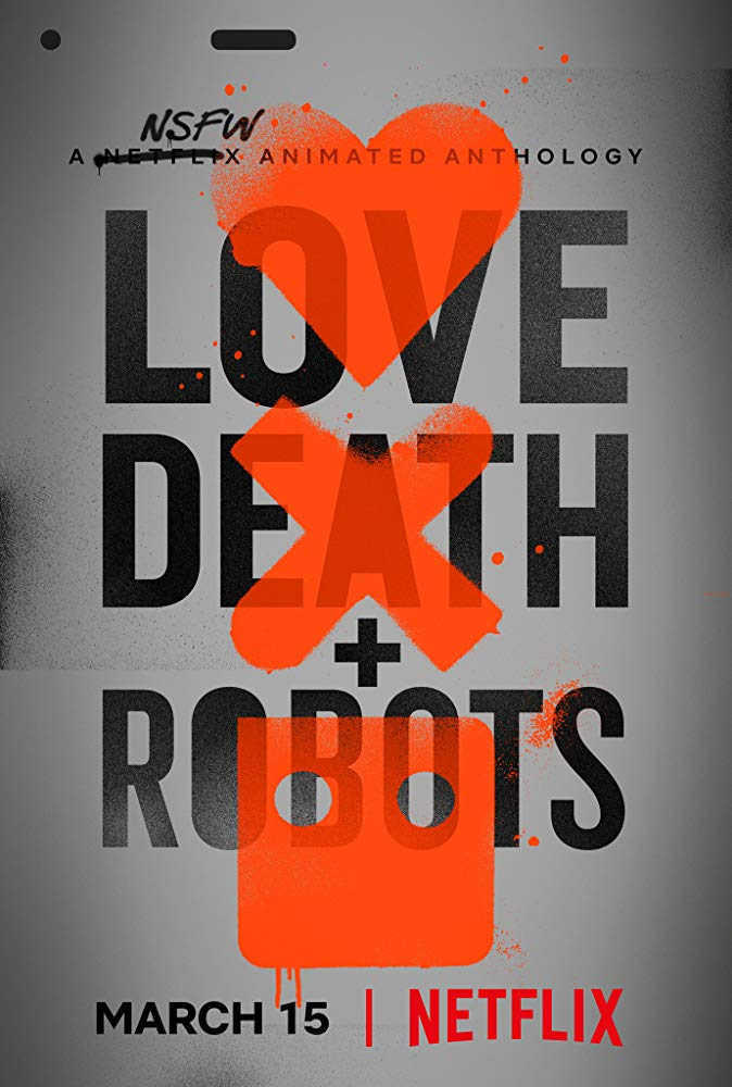 Animiert zum Schwärmen: Netflix' SF-Anthologie Love, Death & Robots