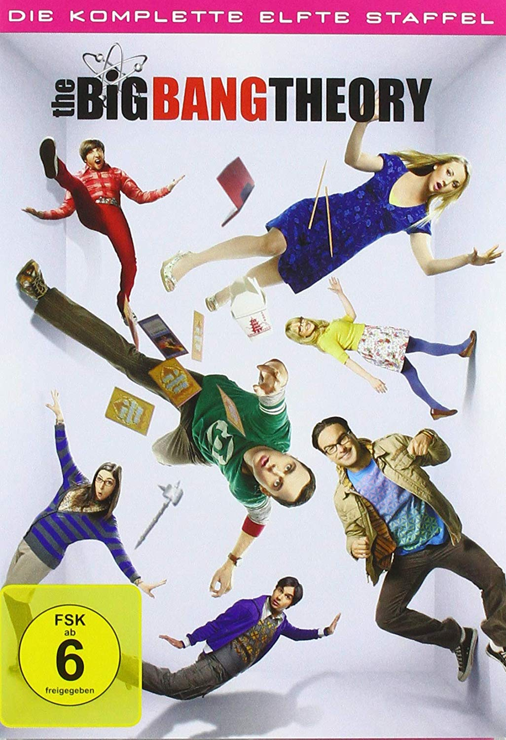 The Big Bang Theory - Die komplette elfte Staffel bei Amazon bestellen