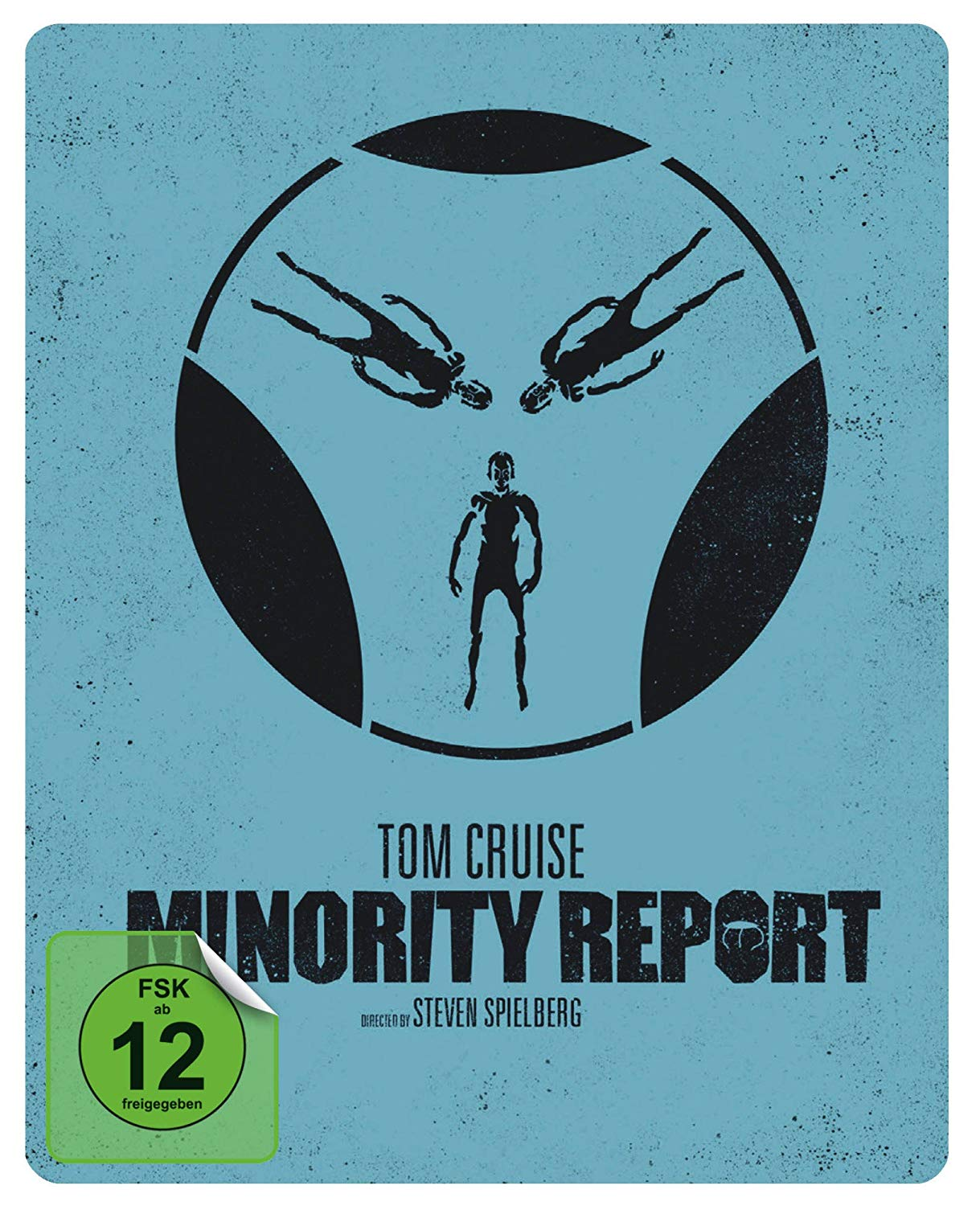 Blu-ray Steelbook Minority Report bei Amazon bestellen