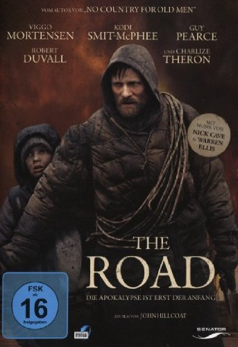 DVD The Road mit den Darstellern Viggo Mortensen, Charlize Theron und Robert Duvall bei Amazon bestellen