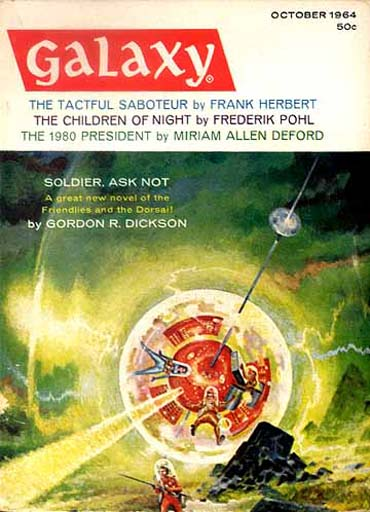 Hugo Award 1965 - Short Story