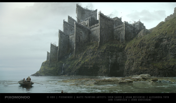 Game of Thrones - Making of Dragonstone 4