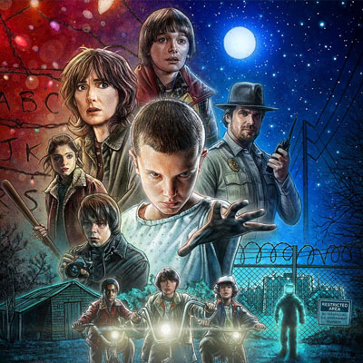 Netflix Serie: Stranger Things