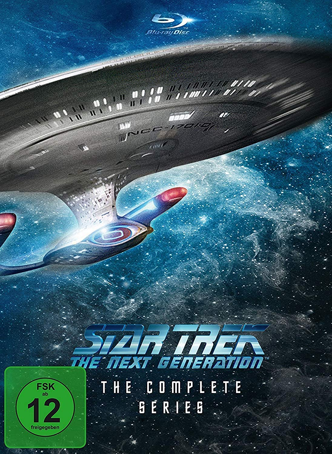 Star Trek - The Next Generation - The Complete Series bei Amazon bestellen